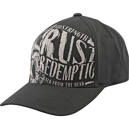 Speed and Strength Rust&Redemption Hat